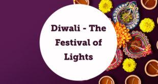 Happy Diwali ABA English