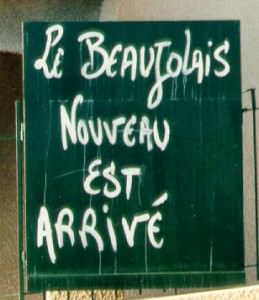 Learn English with the news the new beaujolais nouveau