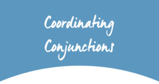 Coordinating conjunctions ABA English