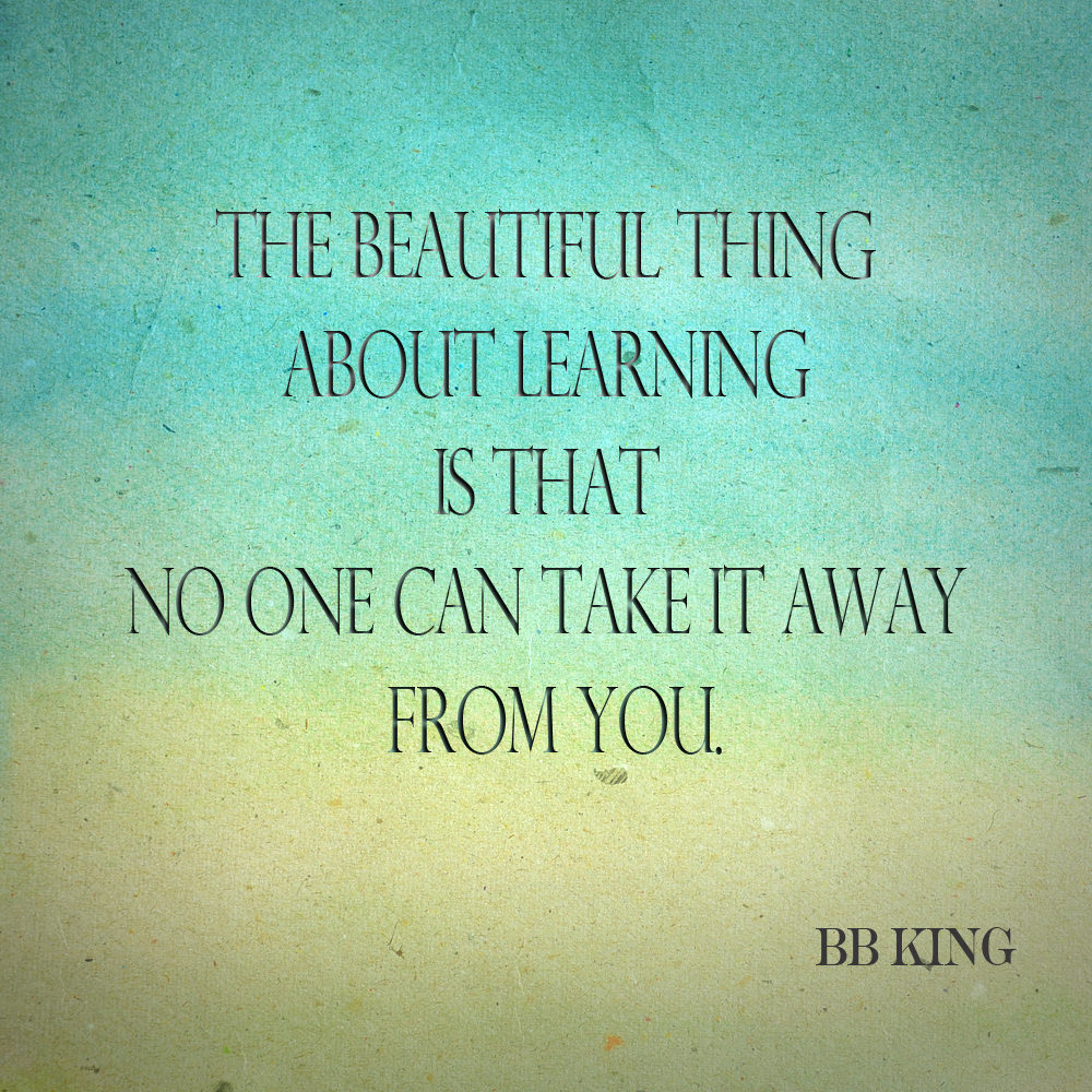Image of: Abdul Kalam What Quote Inspires You The Aba English Blog Quote On Education Bb King Aba Journal