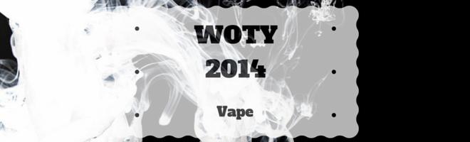 WOTY 2014 vape ABA English