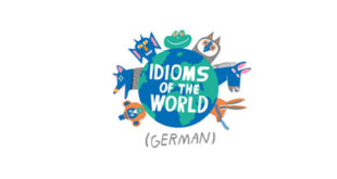 Header German idiom in English A cat's jump ABA English