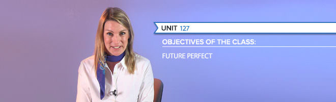 Future Perfect Teacher Lisa ABA English
