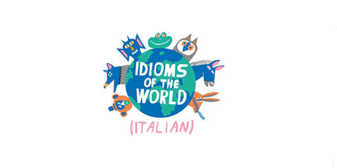 Italian idioms in English Into the mouth of the wolf ABA English