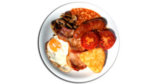 English breakfast ABA English