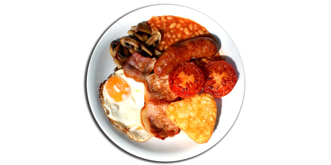 English breakfast ABA English