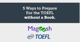 How to improve on TOEFL speaking