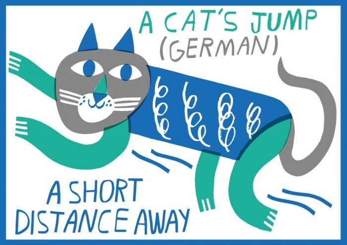 Katzensprung - aba english