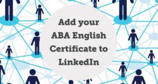 Add LinkedIn to Profile