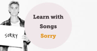 learn-english-songs-justin-bieber-sorry-abaenglish
