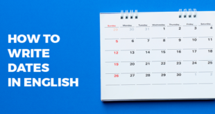 how-to-write-dates-english
