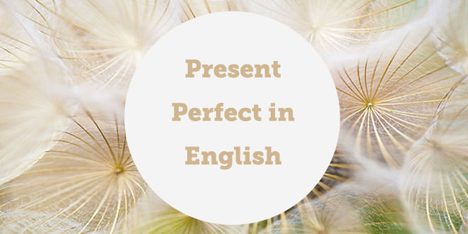 Present-Perfect-in English