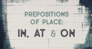 Prepositions-of-place_-in,-at-&-on