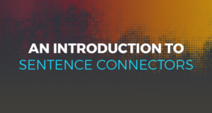 An introduction to sentence connectors