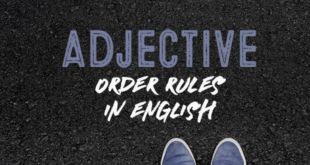 Adjective-order-rules-in-English