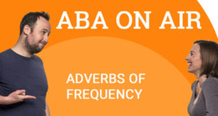 9-1 Adverbs of Frequency