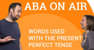 15-2 words with present perfect