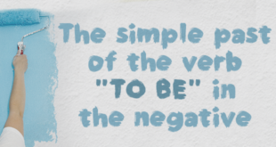 "The-simple-past-of-the-verb-""to-be""-in-the-negative"