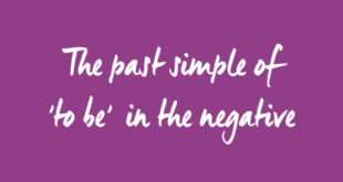 the-past-simple-of-to-be-in-the-negative-abaenglish