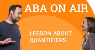 36 - 1 Lesson in quantifiers