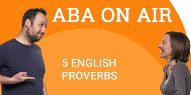 37 - 2 5 English proverbs