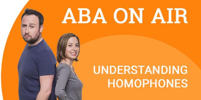 44 - 1 Understanding Homophones
