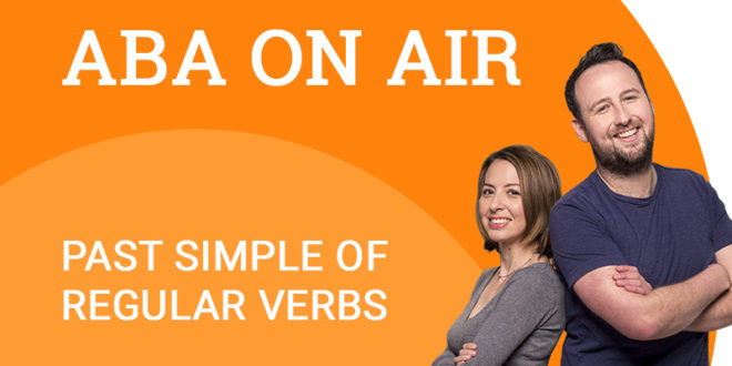 48 - 1 Regular Verbs in the Past Simple