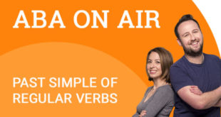 48 - 1 Regular Verbs in the Past Simple