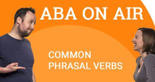 7-2 Phrasal Verbs