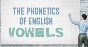 The-Phonetics-of-English-Vowels