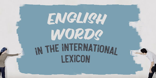 English-Words-in-the-International-Lexicon