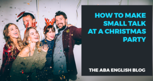 How-to-make-small-talk-at-a-Christmas-party-abaenglish