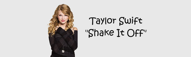 Taylor Swift Shake it off ABA English