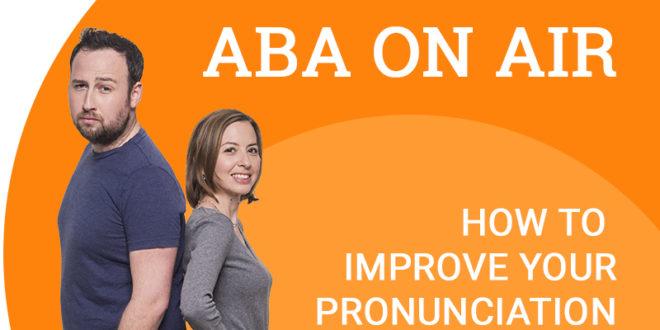 13-1 Improve your Pronounciation