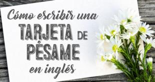 Escribir Un Mensaje De Condolencias En Inglés Aba Journal