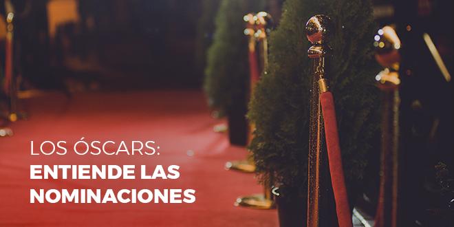 Los Óscars_ entiende las nominaciones