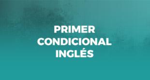 primer-condicional-ingles