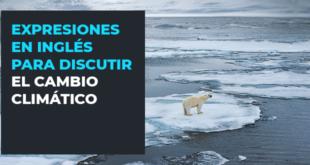 el cambio climático _ES