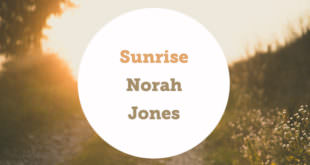 sunrise-panorama-song-norah jones