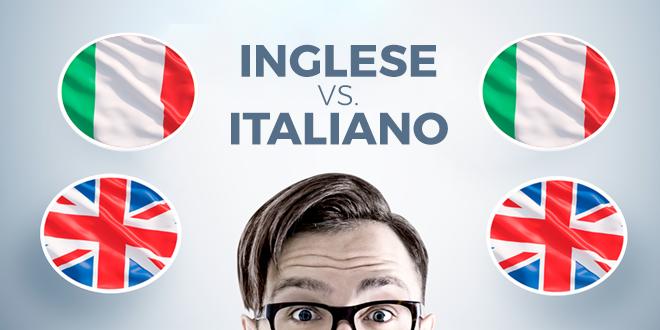 7 Differenze Tra Litaliano E Linglese Aba Journal