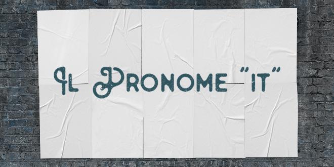 il-pronome-it-abaenglish