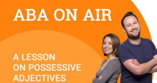 42 - 1 Possessive Adjectives