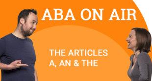 46 - 1 Definite and indefinite articles