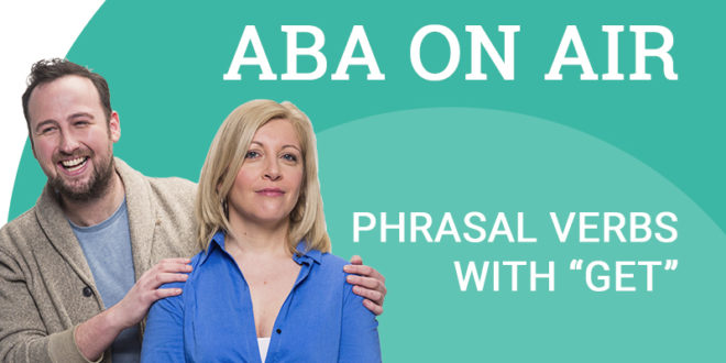 12-2 Phrasal verbs with Get