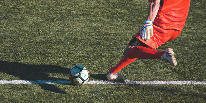 Lessico E Frasi Del Calcio In Inglese Aba Journal