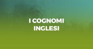 cognomi-inglesi