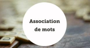 Association de mots ABA English