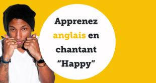 Apprenez anglais en chantant Happy ABA English