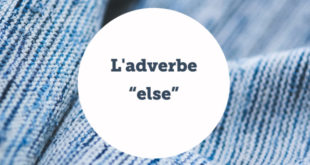 "L'adverbe ""else"""