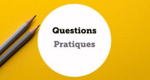 Questions Pratiques